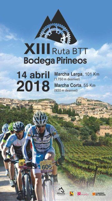 XIII edition – Mountain Biking Route – Bodega Pirineos